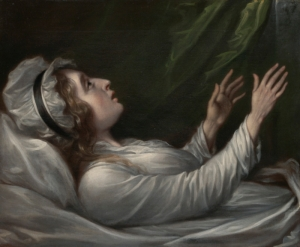 Sarah_Trumbull_on_Her_Deathbed_by_John_Trumbull_1824