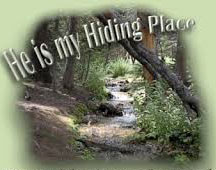 Hiding-place