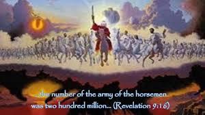 200 million horsemen